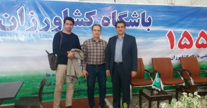 گزارش تصویری از نمایشگاه ماشین آلات استان قزوین