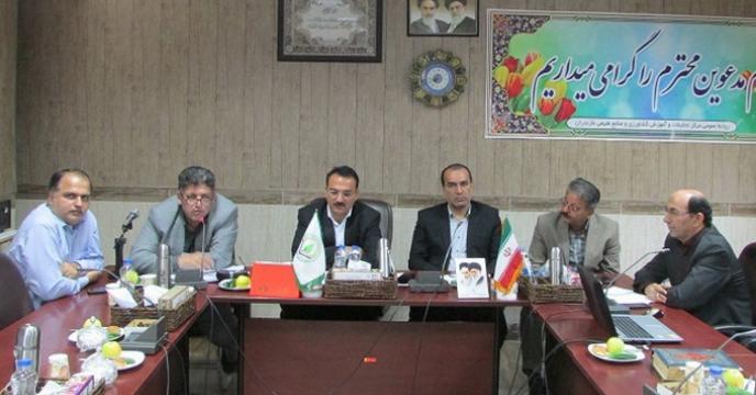 برگزاری نشست کمیته تنوع زیستی در استان مازندران