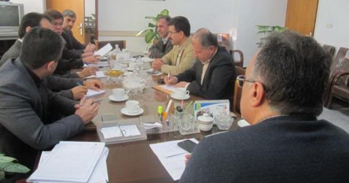 نشست میز خدمت در استان مازندران