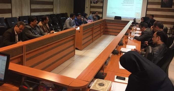 نشست محققین نظام نوین ترویج کشاورزی استان البرز
