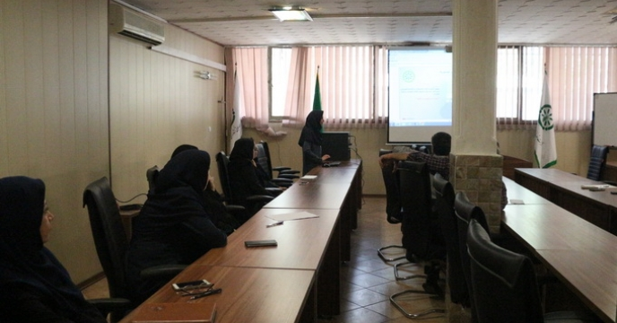 برگزاری کلاس آموزش سیستم منابع انسانی