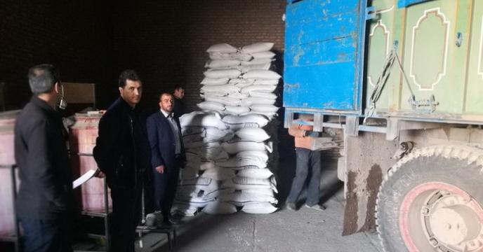 کشف و توقیف تقریبی 15 تن کود شیمیایی خارج از شبکه توزیع کارگزاران در استان قزوین