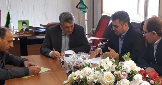 بازدید و بررسی روند فروش بذور گندم در استان اردبیل