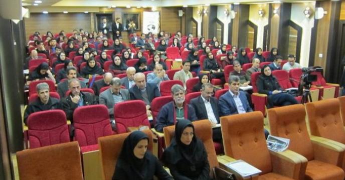 جلسه روز جهانی خاک استان گیلان