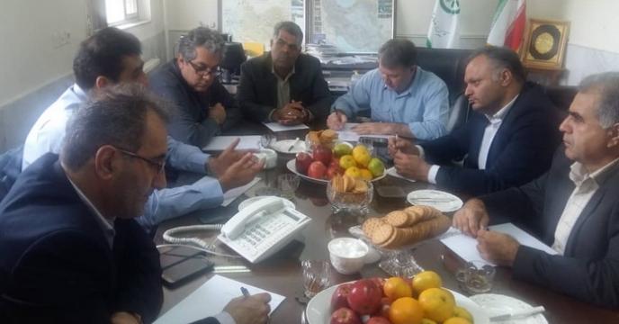 سفر مدیر محترم فنی و بهبود کیفیت بذر ونهال  به استان های همدان و کرمانشاه