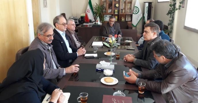 برگزاری جلسه کارشناسان  در استان اصفهان