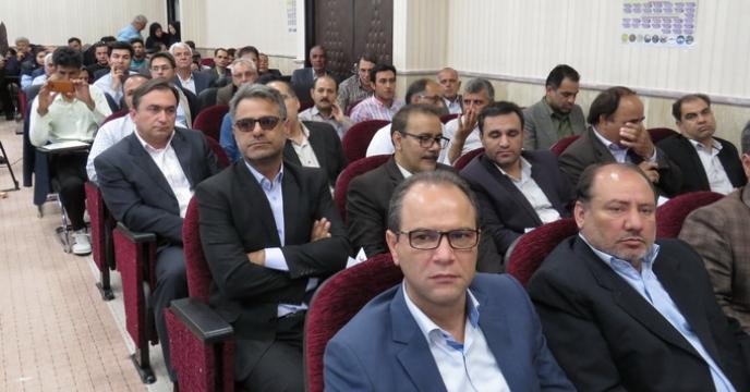تجلیل از برگزیدگان برتر بخش کشاورزی استان خراسان شمالی