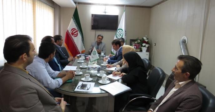 تقدیر و تشکر  از زحمات کارکنان شرکت خدمات حمایتی کشاورزی استان خراسان شمالی
