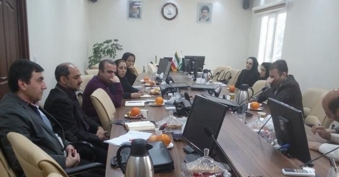 تشکیل جلسه آزمایشگاههای سموم همکار سازمان حفظ نباتات