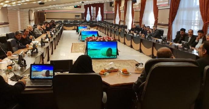 تشکیل جلسه کارگروه هماهنگی و نظارت بر قیمت محصولات کشاورزی