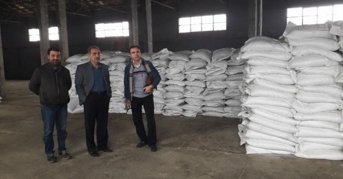 تیم نظارتی شرکت خدمات حمایتی کشاورزی استان گلستان بطور مستمر برعملکرد کارگزاران بازدید و نظارت می کنند