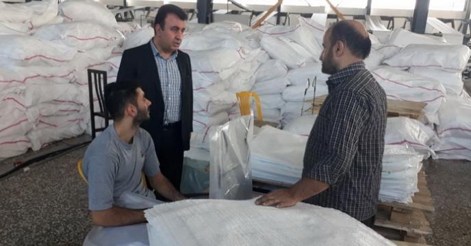 تولید کیسه کود در استان مازندران به 3 میلیون و 500 هزار تخته رسید
