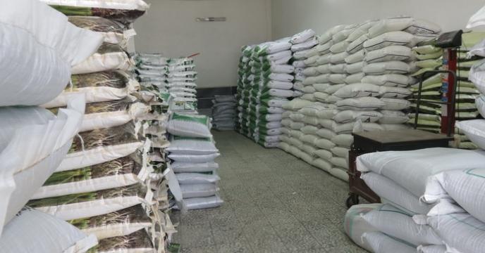 توزیع بیش از 6هزار تن کود کشاورزی در استان مازندران