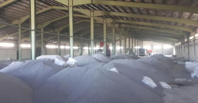 ورود بیش از 2600 تن کود کلرورپتاسیم گرانوله فله به استان مازندران