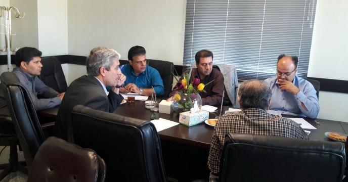 برگزاری جلسه ستاد کود استان قم
