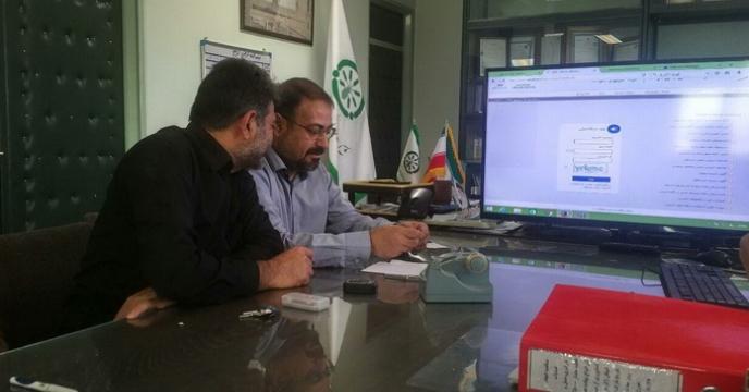 برگزاری جلسه کمیسیون معاملات ، برای مناقصه ۲۵۰۰۰ تن حمل انواع نهاده های کشاورزی دراستان کرمان