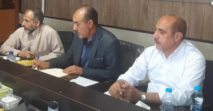 برگزاری جلسه کمیته فنی کود استان البرز