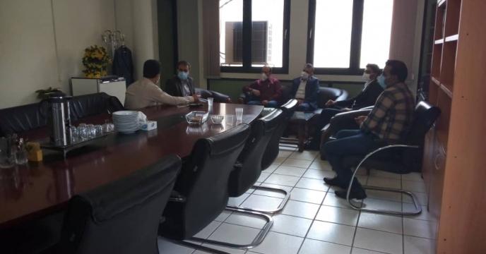 دیدار فرماندار شهرستان کازرون با سرپرست استان فارس