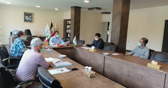 درج آگهی مناقصه امور خدماتی و پشتیبانی در روزنامه خراسان شمالی
