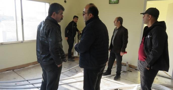 مرمت و بازسازی مامورسرای چمستان استان مازندران
