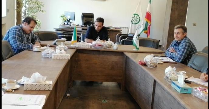 جلسه کمیسیون معاملات مجتمع شیمیائی آبیک