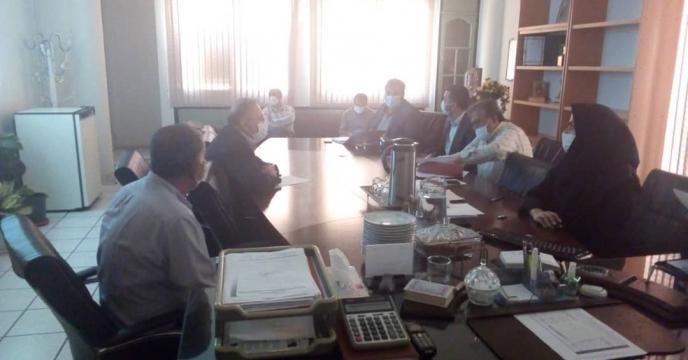 برگزاری جلسه کمیسیون معاملات استان فارس