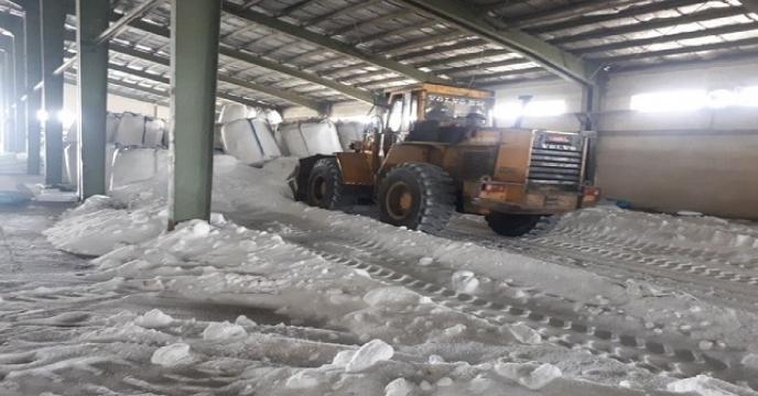 تامین وتوزیع 5847 تن کود کشاورزی در جویبار