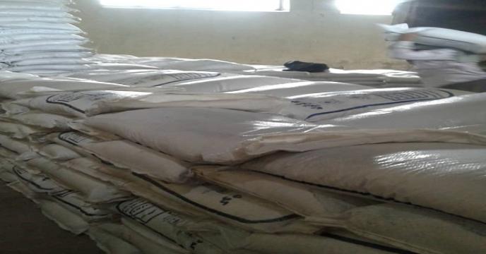 توزیع 20 تن کود سولفات پتاسیم  از طریق بخش خصوصی در میاندورود
