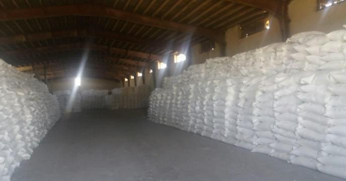 ارسال کود اوره به شهرستان گل و گیاه محلات