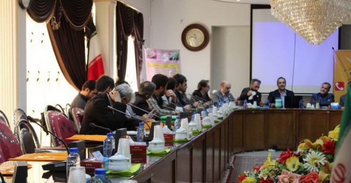 برگزاری جلسه معرفی سبد محصولات کودی شرکت خدمات حمایتی کشاورزی استان مرکزی