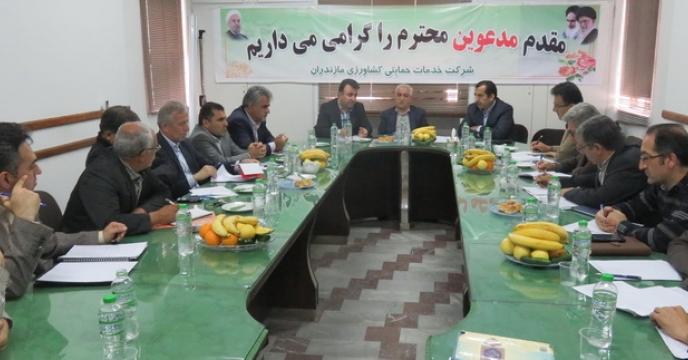کمیته فنی بذر برنج استان مازندران