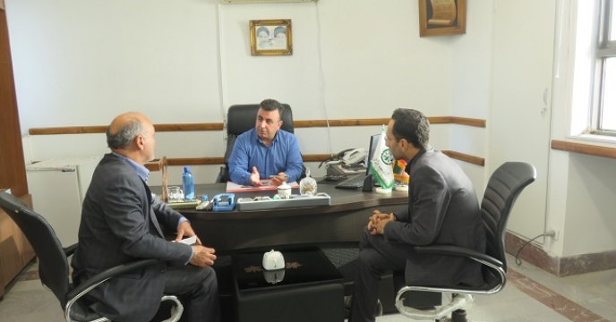 ملاقات های عمومی مدیر و مسئولان مازندران