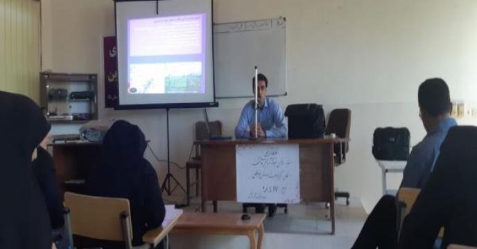 آموزش تغذیه و آبیاری درختان سردسیری در مازندران