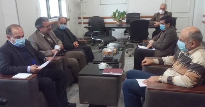 برگزاری نشست اداری و مالی در استان مازندران