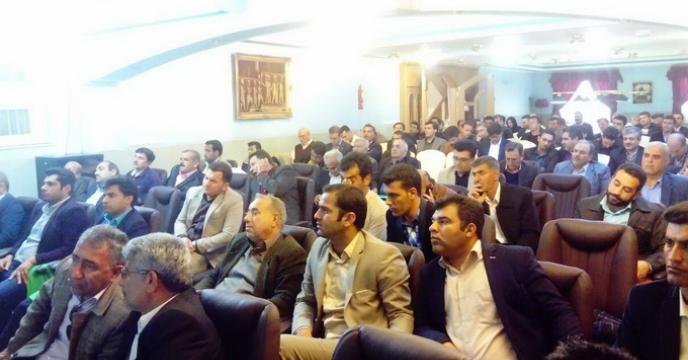 برگزاری همایش آموزشی ترویجی معرفی محصولات سبد کالایی شرکت خدمات حمایتی کشاورزی در شیراز