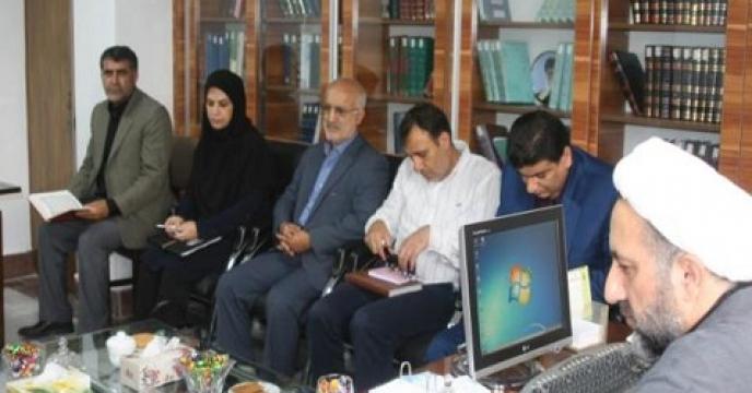 نشست هماهنگی بزرگداشت هفته دفاع مقدس در  استان مازندران