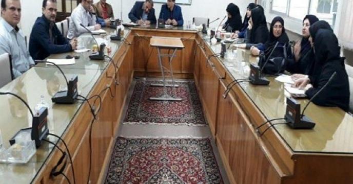 نشست هماهنگی برنامه های ترویجی و آموزشی  استان مازندران