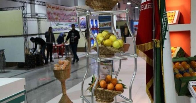 چهارمین نمایشگاه و جشنواره تخصصی مرکبات استان مازندران