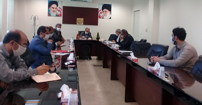 جلسه کمیته فنی کود شیمیایی در سازمان جهاد کشاورزی استان همدان برگزار شد.