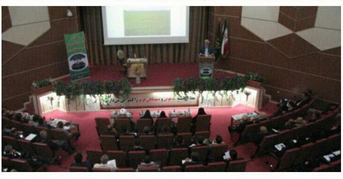 برگزاری همایش پدافند غیر عامل در امنیت غذایی (زیستی ) در استان قزوین