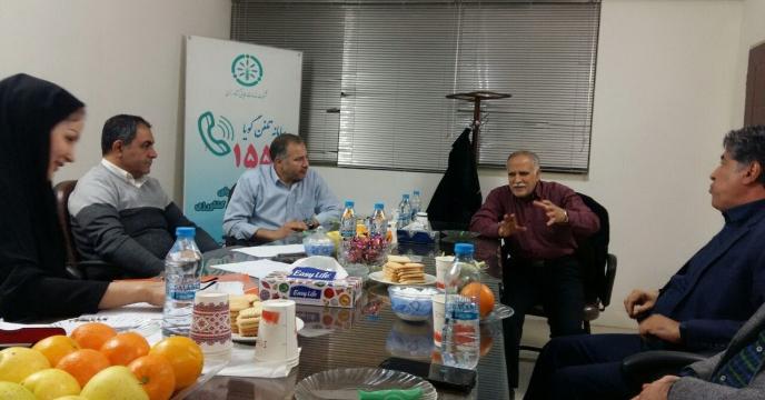جمع بندی حسابهای سنواتی ماشین آلات در خراسان رضوی