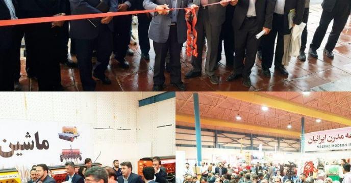 برگزاری پانزدهمین نمایشگاه تخصصی ماشینهای کشاورزی، تجهیزات و سیستمهای آبیاری در استان گلستان