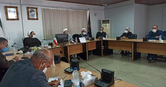سومین جلسه وگردهمایی شورای فرهنگی  وستاد چهارگانه خانواده بزرگ جهادکشاورزی استان