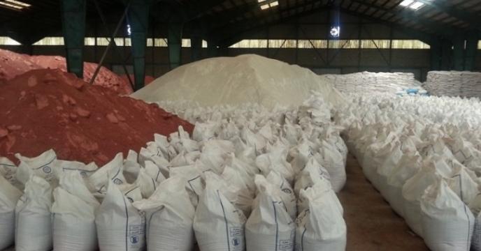 توزیع 4200 تن کود اوره برای محصولات زراعی در نکا