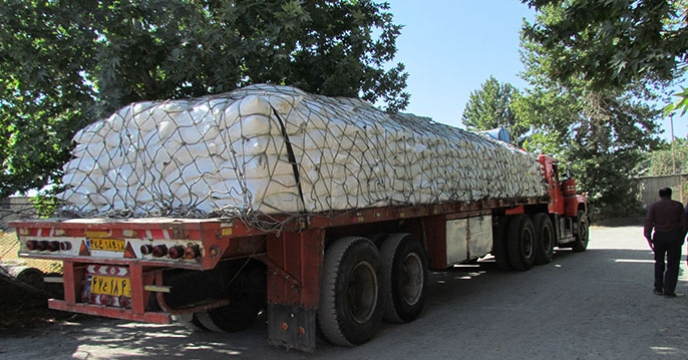 ارسال 507 تن کود شیمیایی ازته در مردادماه برای شهرستان رزن