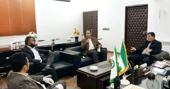 برگزاری جلسه پیرامون تقسیم بندی کود اوره و نحوه ارسال  به کارگزاری های در گلستان