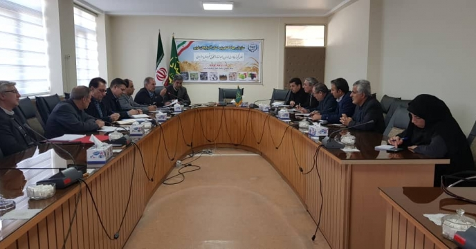 برگزاری جلسه سلامت اداری استان آذربایجان غربی