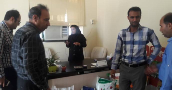 گزارش بازدید کارگروه پایش و نظارت ( کمیته بازرسی نهاده های کشاورزی استان هرمزگان)
