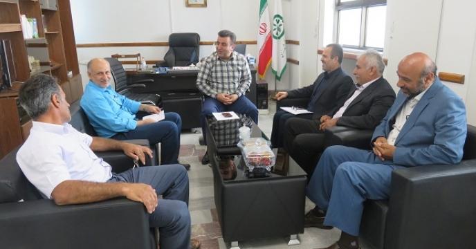 نشست هماهنگی با مسئولان شیلات در استان مازندران