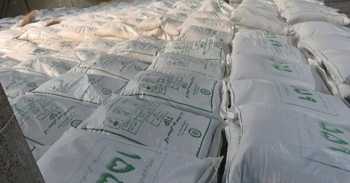 تامین کود برای تولید 800 هزار تن برنج در مازندران